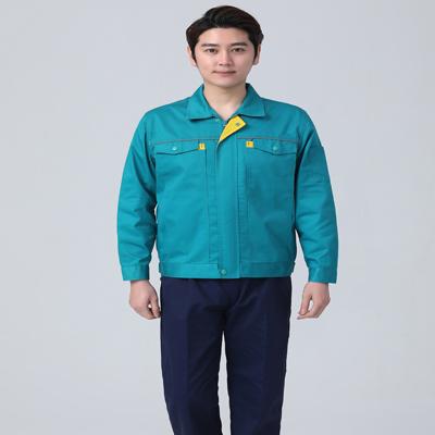 绿化工作服长袖